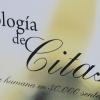 """Thumbnail image for Libros: Prólogo de """"Antología de Citas"""""""