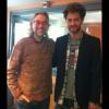 Amb Peter Vives, a @elmonarac1