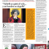 La Contra | La Vanguardia: Bahiyyih Nakhjavani, escritora baha´i de origen iraní