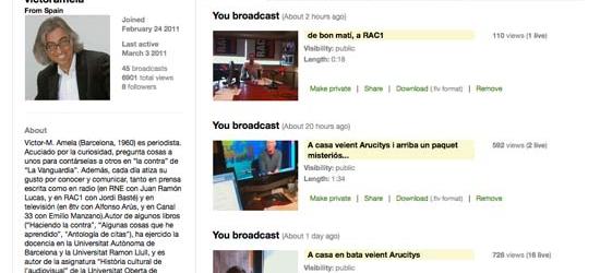 Victor Amela Channel en directe, ¿encara no ho has vist?
