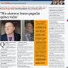 La Contra | La Vanguardia : Leo Abadía, tutor de hijos de multimillonarios