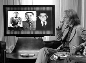 Juan Manuel Bonilla en TV3 con Víctor Amela