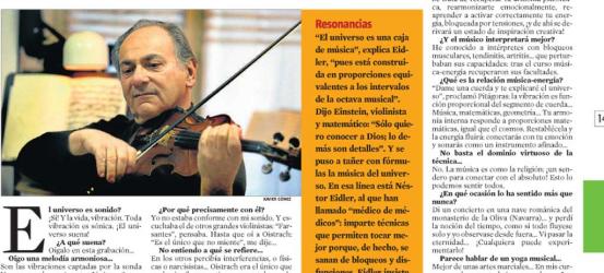 La Contra | Néstor Eidler, músico y pedagogo vibracional
