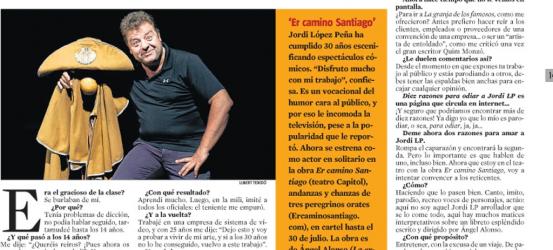 La Contra | Jordi LP, cómico