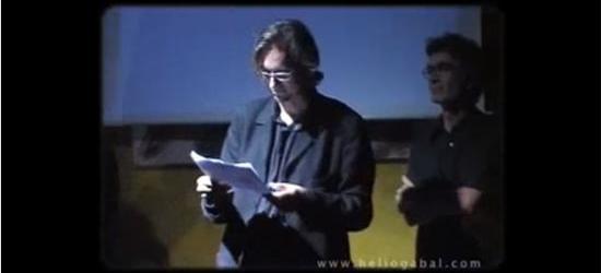 Actuaciones | Víctor Amela y amigos recitan en el Heliogàbal, 2006