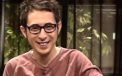 14-9-2009 | L'imprevisible Berto Romero fa broma sobre el meu nom i cognom