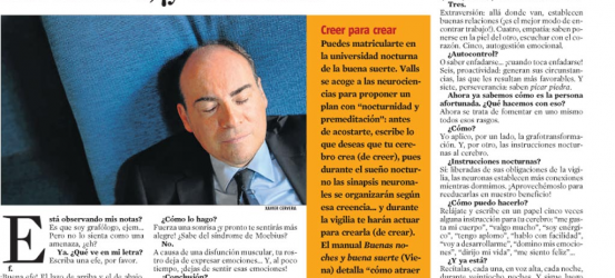 La Contra | Joaquim Valls, entrenador de inteligencia emocional