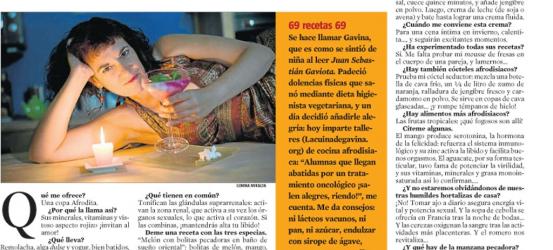 La Contra | Maria Pilar Ibern (Gavina), profesora de cocina