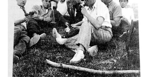 Mi tío Josep Amela 'en campaña', 1938 | Seis cartas camino de la batalla del Ebro (cuarta parte)