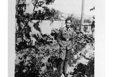 Mi tío Josep Amela 'en campaña', 1938 | Seis cartas camino de la batalla del Ebro (sexta parte)