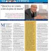 La Contra | Heribert Barrera, miembro del Consejo Nacional de ERC: 'Quizá hoy no votaría contra la pena de muerte'