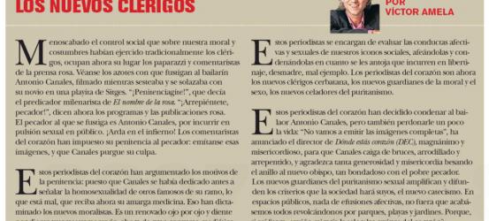 TvManía | Los nuevos clérigos