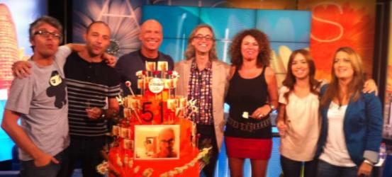 Pastís sorpresa de 51 anys a l'Arucitys!!!!