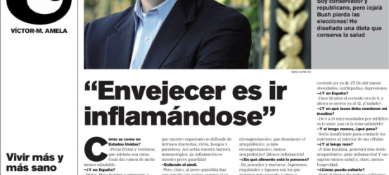 La Contra 18-12-05 | Barry Sears, dietista, creador de la dieta Zona: 'Envejecer es ir inflamándose'