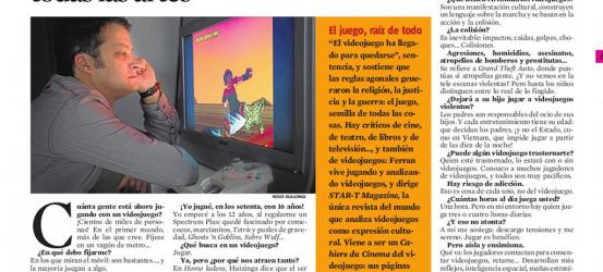 La Contra | Ferran González, estudioso de videojuegos: 'El videojuego integra todas las artes'