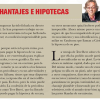 TvManía | Miserias, chantajes e hipotecas