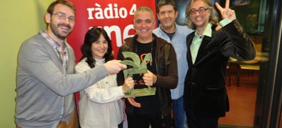 Premio Ondas 2011 | Uno para Juan Ramón Lucas, director de 'En días como hoy'