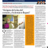 La Contra | Claudio Naranjo, médico y doctor en Educación: 'Ocúpate del reino del corazón, y lo demás te llegará'