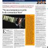La Contra   Manuel Campo Vidal, comunicador: 'No nos tomamos en serio lo de comunicar bien'