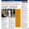 La Contra | Padre Emilio Barcelón, fraile dominico: 'Esas sedas y vestimentas de los obispos..., ¿a qué vienen?'