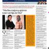 La Contra | Angelika Fleckinger, máxima especialista en 'el hombre del hielo': 'Muchas mujeres quieren tener un hijo de Ötzi'