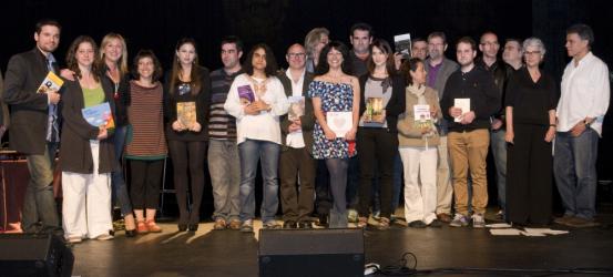 Premi 'La Llança de Sant Jordi' 2011, gràcies!