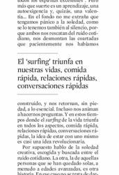 Pilar Rahola cita la Contra de Víctor Amela a Jaume Cabré en su columna de La Vanguardia