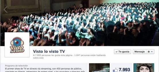Secretos en Visto lo Visto TV, con Joan Spin, Víctor Amela y Roser Amills