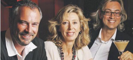 Entrevista | Víctor Amela, Ima Sanchís y Lluís Amiguet al 'Què Fem' de La Vanguardia