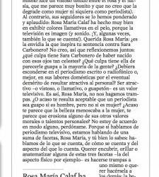 Crítica de TV 25 de marzo 2012 | ¿La belleza, demérito?