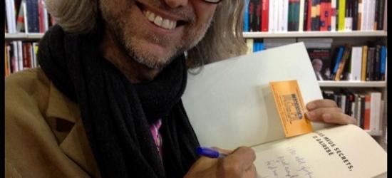 He dejado una sorpresa en la librería Jaimes de Paseo de Gracia....