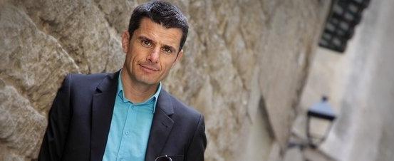 La Contra | Pedro Olalla: 'La civilización es una conquista muy vulnerable'