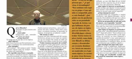 La Contra | Aurelio Arteta: '¡Hay que faltar al respeto a las ideas! No a las personas'