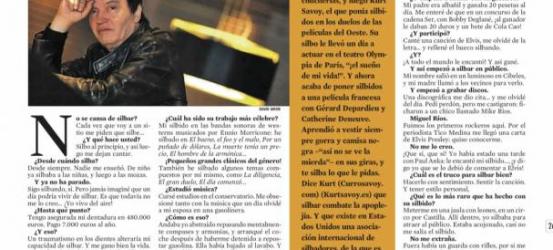 La Contra | Curro 'Kurt' savoy: 'Yo vivo del aire'
