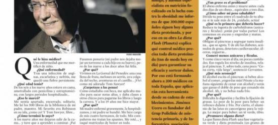 La Contra | Manuel Jiménez Ucero: 'Me prometí que no volvería a pasar un solo día en la cama'