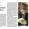 Cultura's de La Vanguardia 6-6-2012 | Reseña de 'Casi todos mis secretos' por Albert Lladó