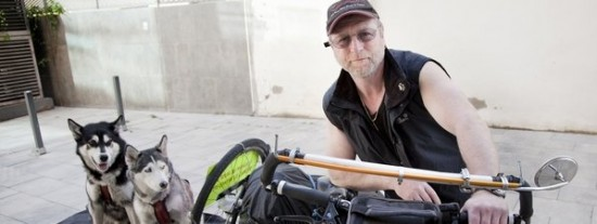 La Contra | Randolph Westphal: 'Vivir es más difícil que dejarse morir, y elijo lo difícil'