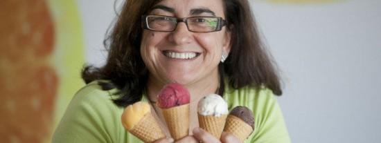 La Contra | Conchita Heredero: 'He hecho helados de kikos con chocolate, de gazpacho...'