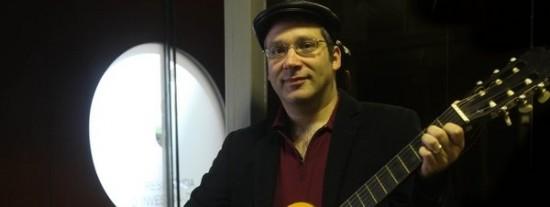 La Contra | Gary Marcus, neurocientífico: 'No seré un guitarrista virtuoso... pero sí feliz'