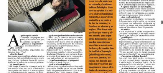 La Contra | Pilar Pons: 'Hay más mujeres con vaginismo de lo imaginable'