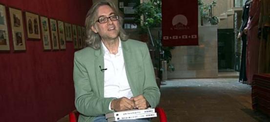 Els Ports Ràdio . 8 d'abril de 2013: Entrevista a Víctor Amela, que presentarà el seu llibre a Morella el 15 d'abril