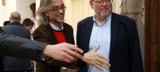 La Comarca | Trenta periodistes d'arreu d'Espanya descobrixen Morella a través de la novel·la de Víctor Amela