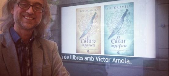 Firma que te firmarás #cataroimperfecto, me voy el sábado a su feudo: 4 de mayo en Castellón
