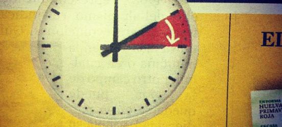 Una hora menos para la (pequeña) muerte