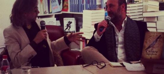 Vídeo de la presentación de 'El cátaro imperfecto' en la librería +Bernat de Barcelona
