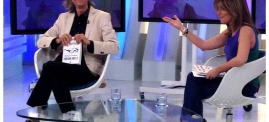La 1, programa +Gente | Entrevista a Víctor Amela por 'Casi todos mis secretos', Ediciones B