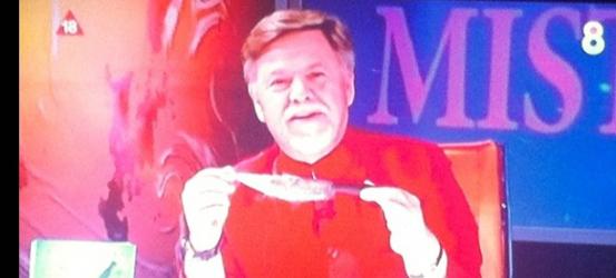 Darbó y la faca de Belibasta, al programa