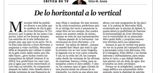 CriticaTV 8 de marzo 2013 |