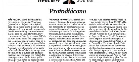 CriticaTV 15 de marzo 2013 |