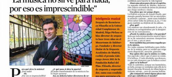 La Contra | Iñigo Pirfano: